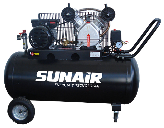 Sunair energ a y tecnolog a divis n grupos electr genos - Accesorios para compresores de aire ...